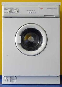 AEG Öko Lavamat 6170: gebrauchte Waschmaschine von AEG - 850 Upm - 5 kgStandort: Filiale Berlin Tiergarten