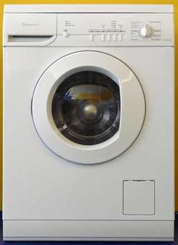Bauknecht Olympia 1400: gebrauchte Waschmaschine von Bauknecht - 1400 Upm - 5 kgStandort: Filiale Berlin Tiergarten