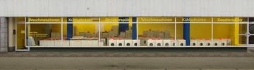 Gebrauchte Waschmaschinen, Waschtrockner, Geschirrspüler und Kühlschränke in der Huttenstraße