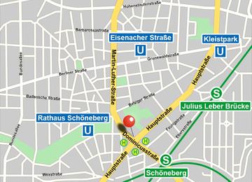 Filiale Berlin Schöneberg